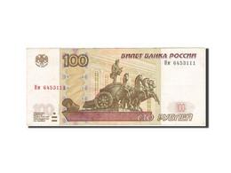 Russie, 100 Rubles, 1997-1998, KM:270a, 1997, TB+ - Russie