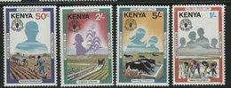 FAO -   KENYA   FOOD - Tegen De Honger