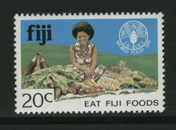 FAO -   FIJI   FOOD - Tegen De Honger