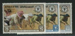 FAO -   IRAQ   FOOD - Tegen De Honger