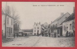 Ville En Tardenois  --  Entrée - Francia