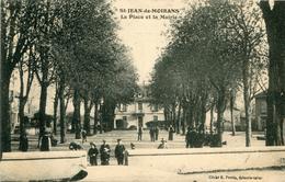 PETANQUE(SAINT JEAN DE MOIRANS) - Pétanque