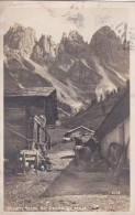 Kemateralm Mit Kalkkögl, Tirol - Grinzens (6113) * 4. VIII. 1930 - Österreich