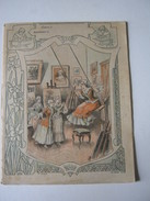 CAHIER ECOLE 1902 ENTIEREMENT ECRIT MADAME VIGEE-LEBRUN Imp DUPONT - Graveur REYMOND SC - LITHO Ch CLERICE - Bambini