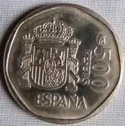 SPAIN 1987 - 500 PESETAS - [ 5] 1949-… : Kingdom