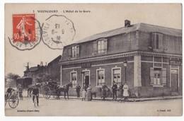 Woincourt , Hôtel De La Gare - Other Municipalities
