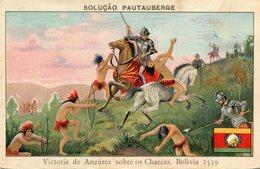 TIR A L ARC(BOLIVIE) - Tir à L'Arc