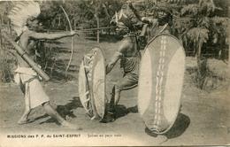 TIR A L ARC(AFRIQUE) - Tir à L'Arc