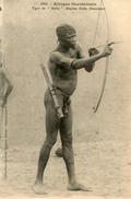 TIR A L ARC(AFRIQUE) SENEGAL - Tir à L'Arc