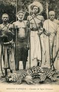 TIR A L ARC(AFRIQUE) CHASSE - Tir à L'Arc