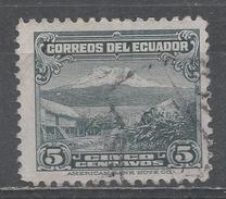 Ecuador 1945. Scott #323A (U) Landscape * - Equateur