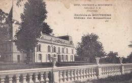 Carte 1910 ENVIRONS DE MOUTHIERS / CHATEAU DES ROUSSELIERES - Non Classés