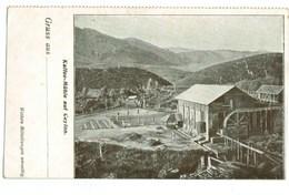 13735   Cpa  CEYLON  : Kaffee Muhle Auf Ceylon ( Carte Pub De Adolph Richter & Co , Hamburg ) - Sri Lanka (Ceylon)