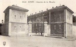 LYON Caserne De La Mouche - Non Classificati