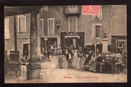 05 VEYNES ( HAUTES- ALPES)..ANIMEE..PLACE RUELLE...C1144 - France