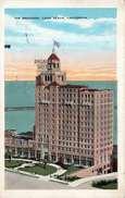 NACHPORTO Österreich 1929, 16 Gro Nachporto + 2 Cent Auf Ak BREAKERS HOTEL LONG BEACH CALIFORNIA Gel.v.Calif. Nach Wien - Portomarken