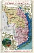 ANNAM & LAOS (Colonies Francaises), Edit Chocolaterie D'Aiguebelle, 1910? - Laos