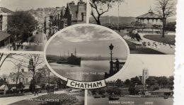 CHATAM  - Vues Diverses - England