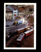 38 - CHATTE - Jardin Ferrovière - Miniatures - Petit Train - France