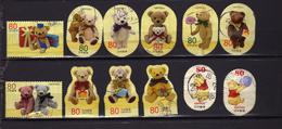 Japan, Japon, BD, Ours, Bear, Teddy Bear, Winnie, Poskuma - 1989-... Keizer Akihito (Heisei-tijdperk)