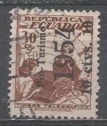 Ecuador 1954. Scott #RA70 (U) Telegraph Stamp ** - Equateur