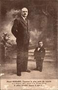 45 - ORLEANS - Henri Bernard, L'homme Le Plus Petit Du Monde Né à Orléans - Orleans