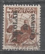 Ecuador 1954, Scott #RA66 Telegraph Stamp (U) - Ecuador