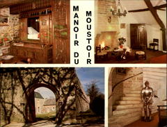 29 - SAINT-EVARZEC - HOTEl Manoir DU MOUSTOIR - France