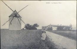 BEINE - Le Moulin à Vent (1913) - Autres Communes
