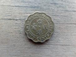Hong-kong  20  Cents  1983 Km 36 - Hong Kong