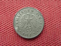 ALLEMAGNE Monnaie De 1 Reichspfennig 1943 A Superbe état Quasiment Neuve - [ 4] 1933-1945 : Troisième Reich