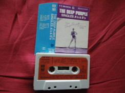 THJE DEEP PURPLE RARETE K7 AUDIO VOIR PHOTO..REGARDEZ LES AUTRES (PLUSIEURS) LIRE LE TEXTE... - Audio Tapes