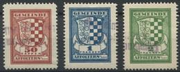 1544 - AFFOLTERN A/ALBIS - Fiskalmarken - Fiscaux