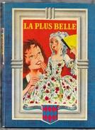 BIBLIOTHEQUE ROUGE ET BLEUE - LA PLUS BELLE - Illustrations Guy Sabran - Textes De M. Cément - Editions G.P.  1955 - Livres, BD, Revues