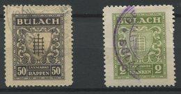 1547 - BÜLACH - Fiskalmarken