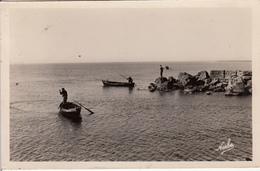 11 - GRUISSAN - La Pêche à L'Entrée Du Port - Autres Communes