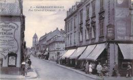 57 - Sarreguemines - Rue Général Crémier - Sarreguemines