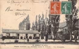 78 - Le Perray - Hôpital Auxiliaire 292, Fondation Comte N. Potocki, Vue D'ensemble - Le Perray En Yvelines