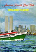 Cruise Guide Par Circle Line New York - Exploration/Voyages