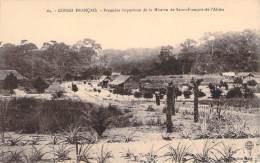 Congo Français - Première Disposition De La Mission De Saint-François-de-l'Alima - French Congo - Other