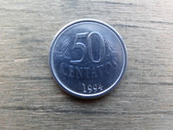 Bresil  50  Centavos  1994  Km 635 - Brésil