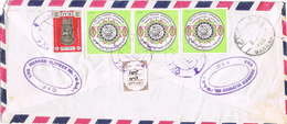 20652. Carta Aerea Certificada FAO (Iraq) 1967 To London. Olymic Dale - Iraq