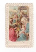 Santini - Natività - Adorazione Dei Magi - Mis.7x11 (n°21) - Images Religieuses