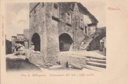 Italie - Viterbo - Via S. Pellegrino - XII E XIII Secolo - Viterbo