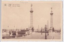 Liège Cpa  Pont De Fragnée - Liege