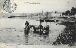 Toute La Bretagne - Perros-Guirrec - La Rade Un Matin Calme - Bain Des Chevaux - Cliché De Lespinasse - Perros-Guirec