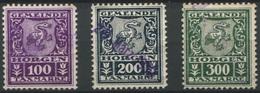 1555 - HORGEN - Fiskalmarken - Fiscaux