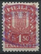1560 - MEILEN - Fiskalmarke
