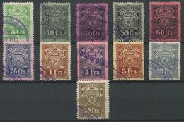 1562 - KILCHBERG - Fiskalmarken - Steuermarken