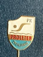 Z77 - Swimming, Natation CLUB PROLETER ZRENJANIN - Water Polo